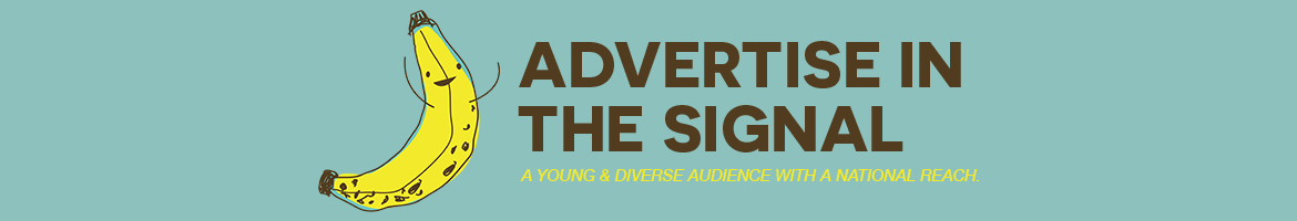 Advertise with The Signal!